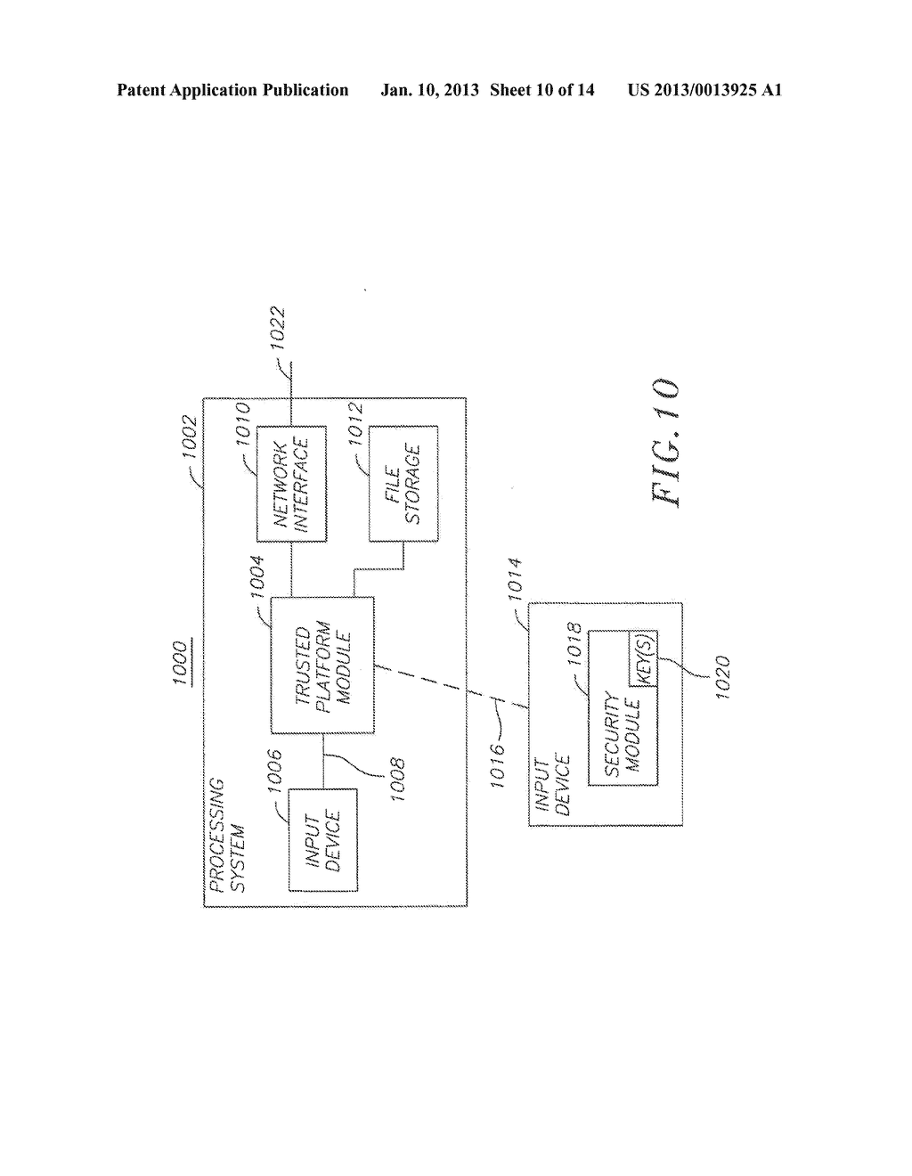 System and Method for Authentication via a Proximate Device - diagram, schematic, and image 11