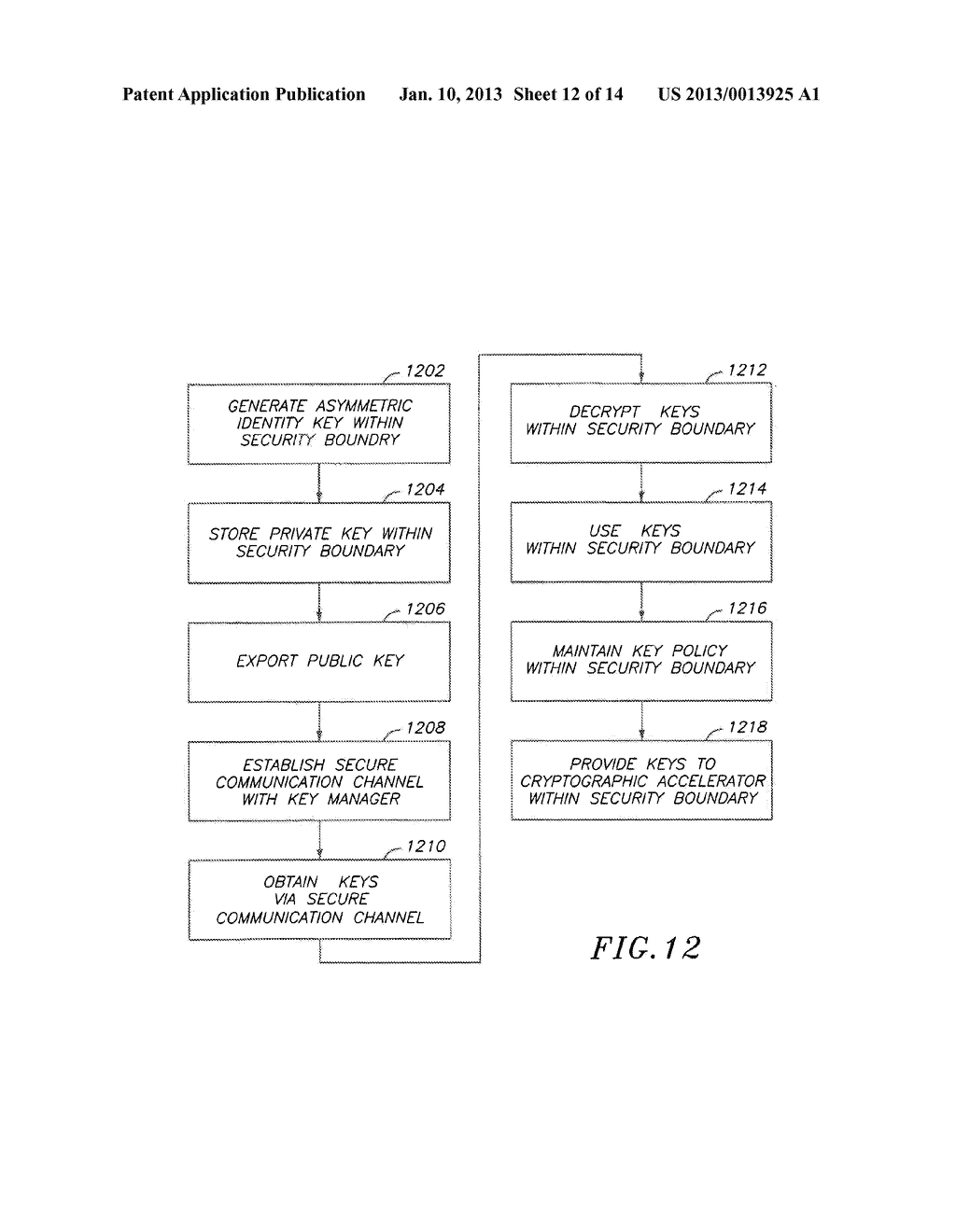 System and Method for Authentication via a Proximate Device - diagram, schematic, and image 13