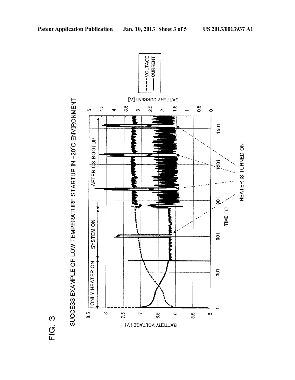 Information Processing Device and Method for Starting Up Information     Processing Device - diagram, schematic, and image 04