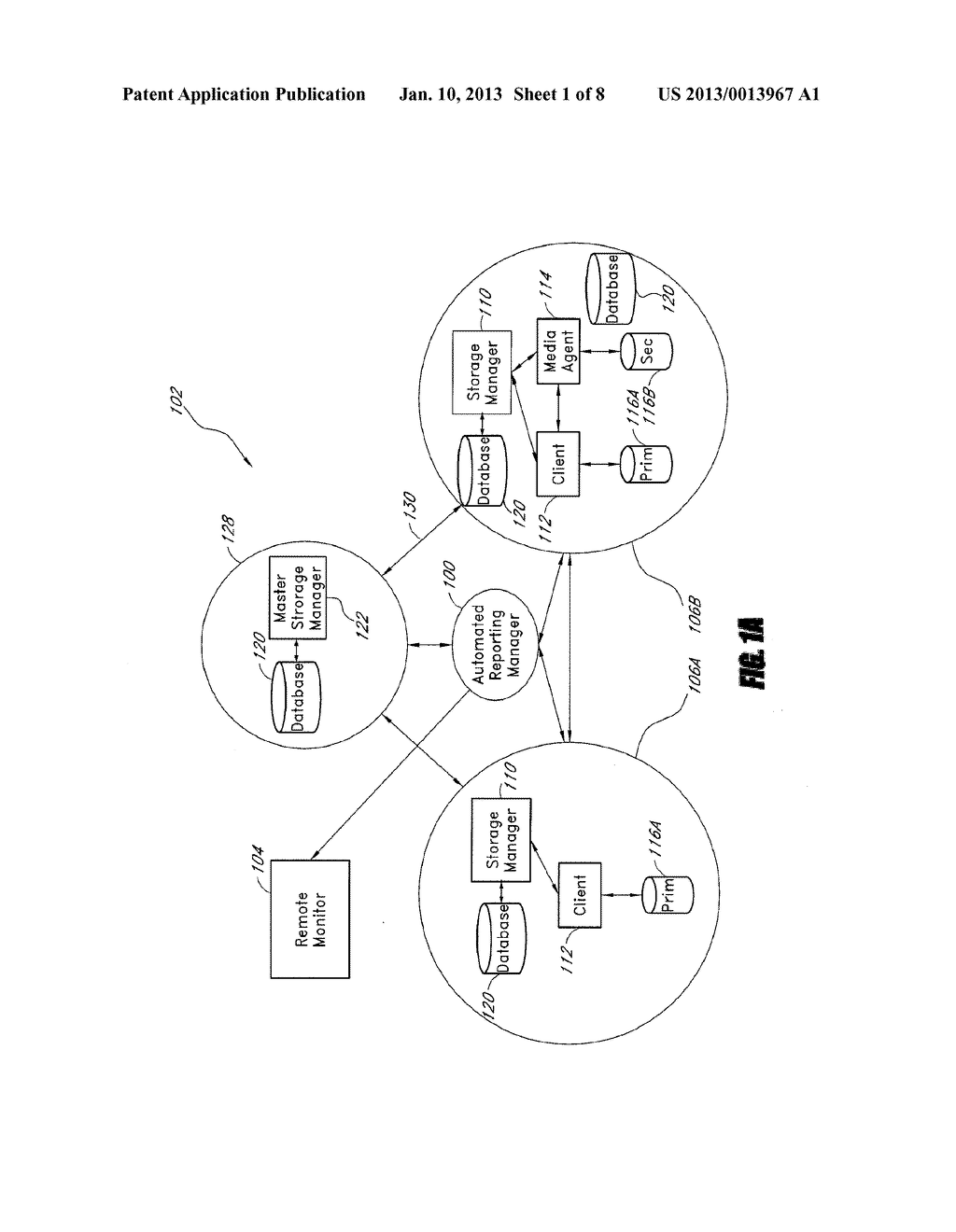 SYSTEMS AND METHODS FOR REMOTE MONITORING IN A COMPUTER NETWORK - diagram, schematic, and image 02