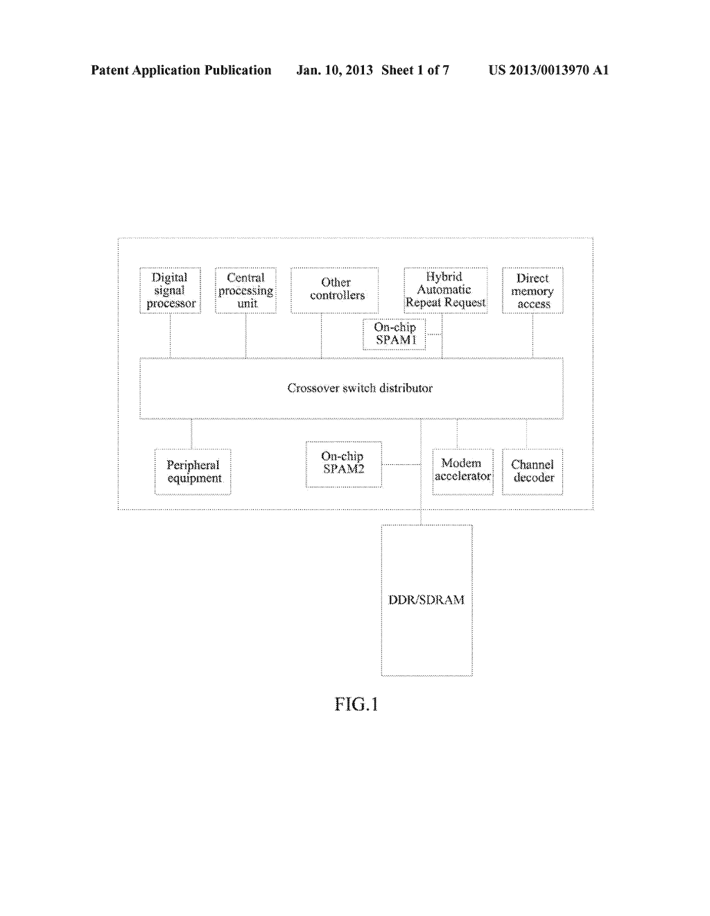 Hierarchy Management Method and System for HARQ Memory - diagram, schematic, and image 02