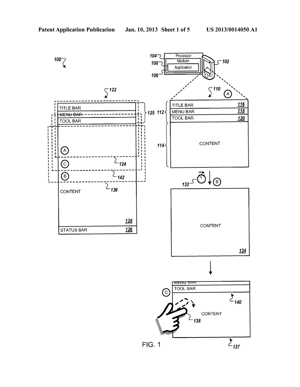 AUTOMATICALLY HIDING CONTROLS - diagram, schematic, and image 02