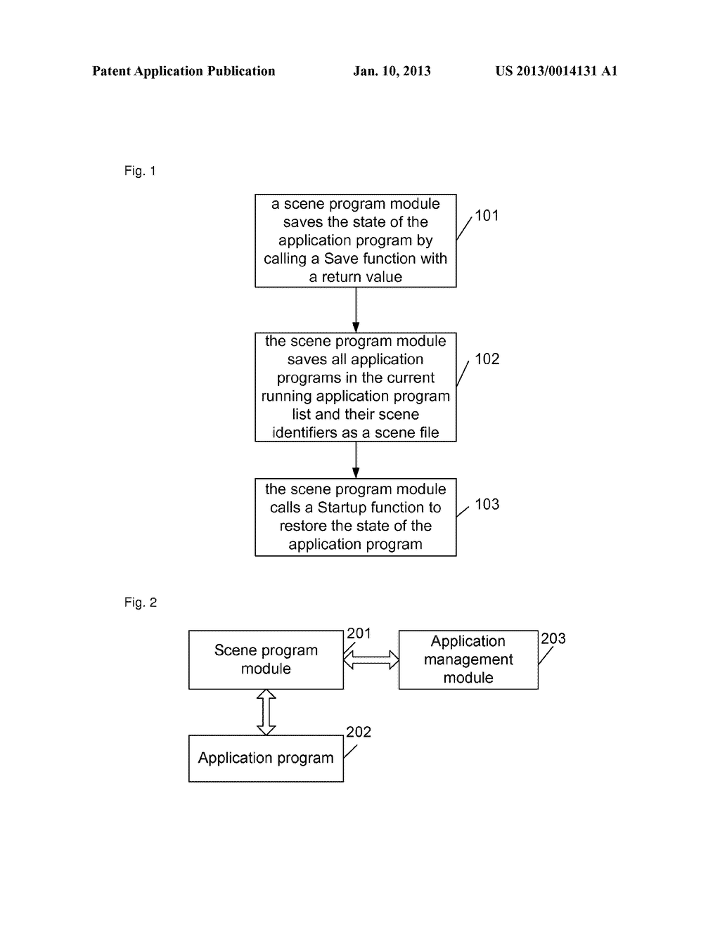 Method and device for managing application program - diagram, schematic, and image 02