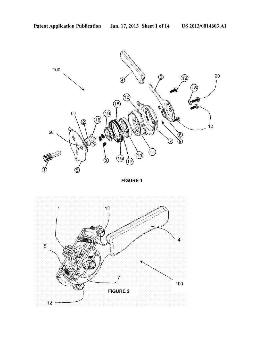Seat Height Adjustment Actuating Device - diagram, schematic, and image 02