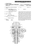 Drilling/Frac Adapter and Method of Use diagram and image