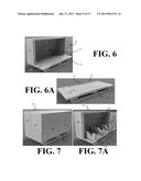 CLIMATE CONTROL CARGO CONTAINER FOR STORING,TRANSPORTING AND PRESERVING     CARGO diagram and image