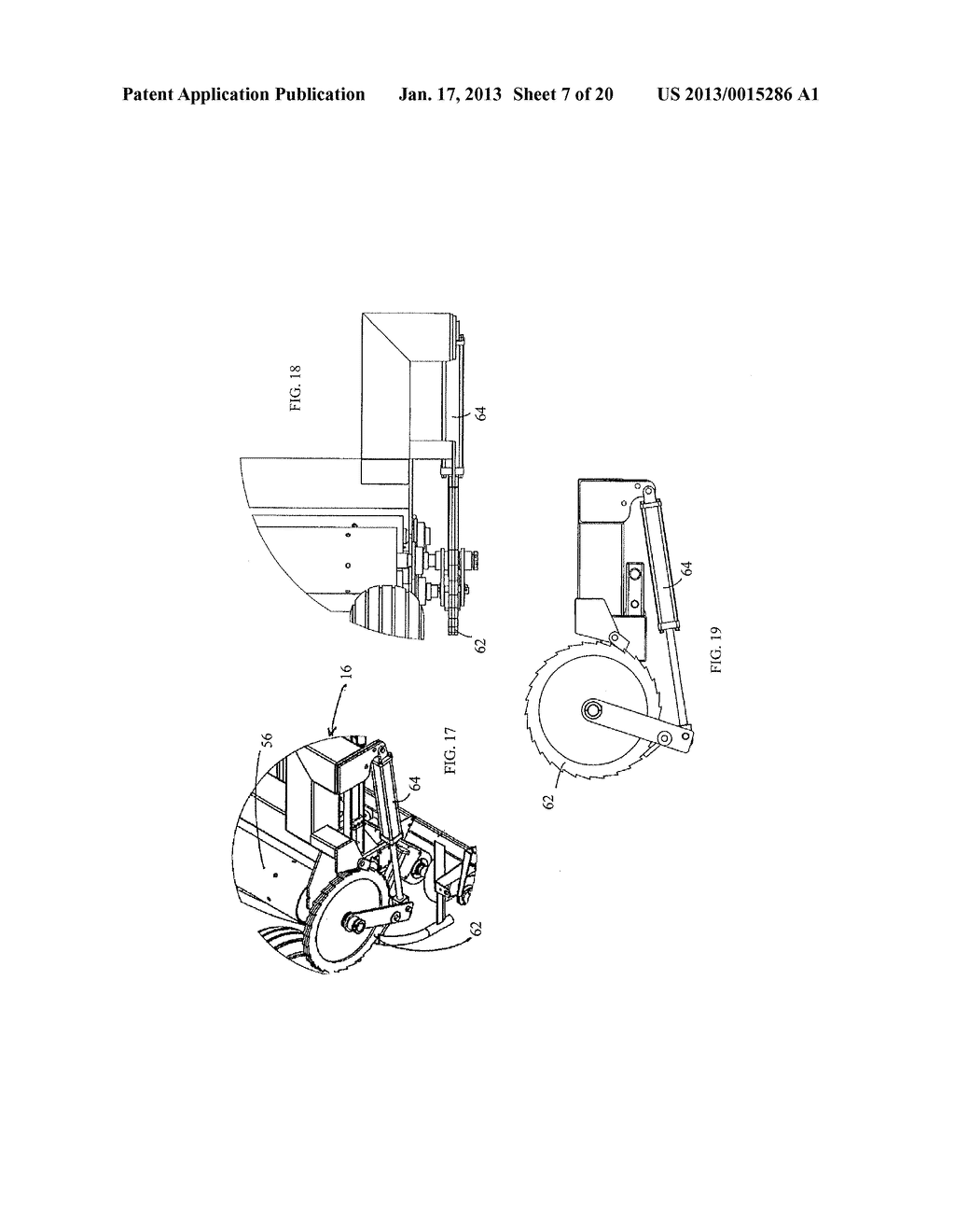 BAG HANDLING ASSEMBLY FOR A GRAIN BAG UNLOADING APPARATUS - diagram, schematic, and image 08