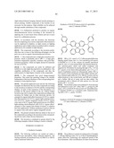 COMPOUNDS FOR ELECTRONIC DEVICESAANM Becker; HeinrichAACI HofheimAACO DEAAGP Becker; Heinrich Hofheim DEAANM Schwaiger; JochenAACI Frankfurt am MainAACO DEAAGP Schwaiger; Jochen Frankfurt am Main DEAANM Spreitzer; HubertAACI ViernheimAACO DEAAGP Spreitzer; Hubert Viernheim DEAANM Voges; FrankAACI Bad DuerkheimAACO DEAAGP Voges; Frank Bad Duerkheim DEAANM Heil; HolgerAACI Frankfurt am MainAACO DEAAGP Heil; Holger Frankfurt am Main DE diagram and image
