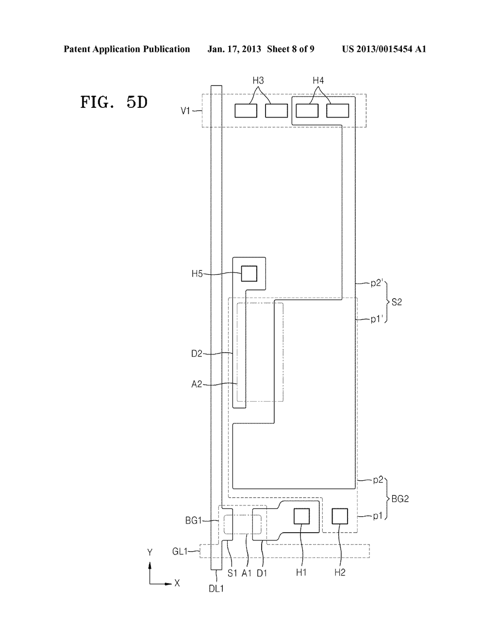 PANEL STRUCTURE, DISPLAY DEVICE INCLUDING SAME, AND METHODS OF     MANUFACTURING PANEL STRUCTURE AND DISPLAY DEVICE - diagram, schematic, and image 09