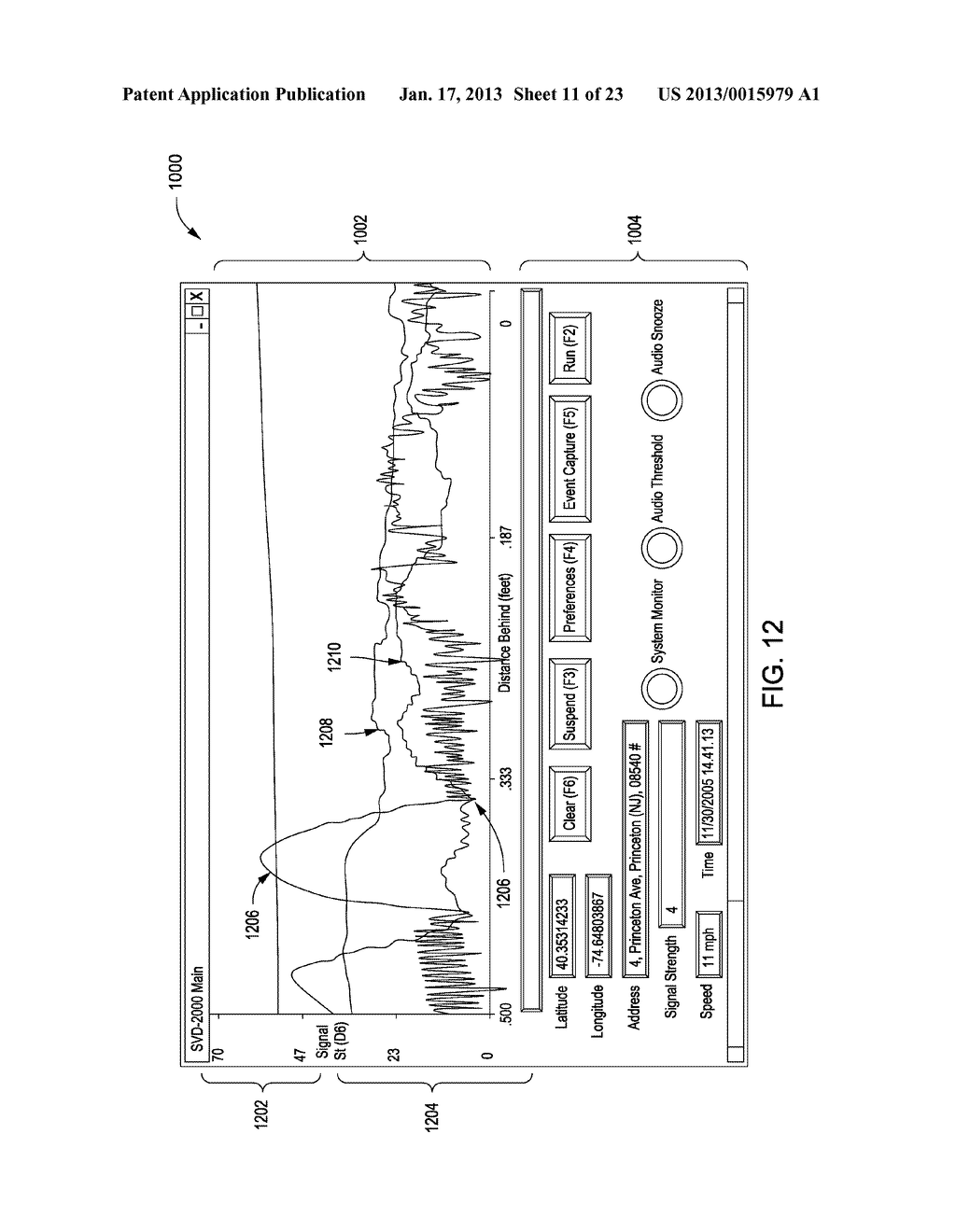 APPARATUS AND METHOD FOR MONITORING AND CONTROLLING DETECTION OF STRAY     VOLTAGE ANOMALIES - diagram, schematic, and image 12