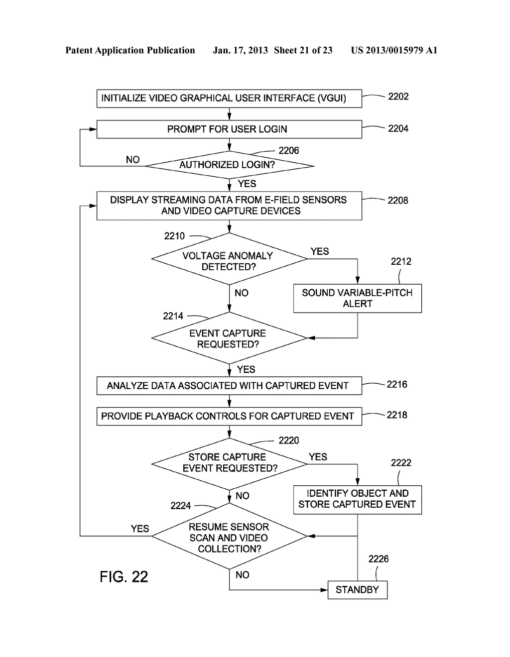 APPARATUS AND METHOD FOR MONITORING AND CONTROLLING DETECTION OF STRAY     VOLTAGE ANOMALIES - diagram, schematic, and image 22