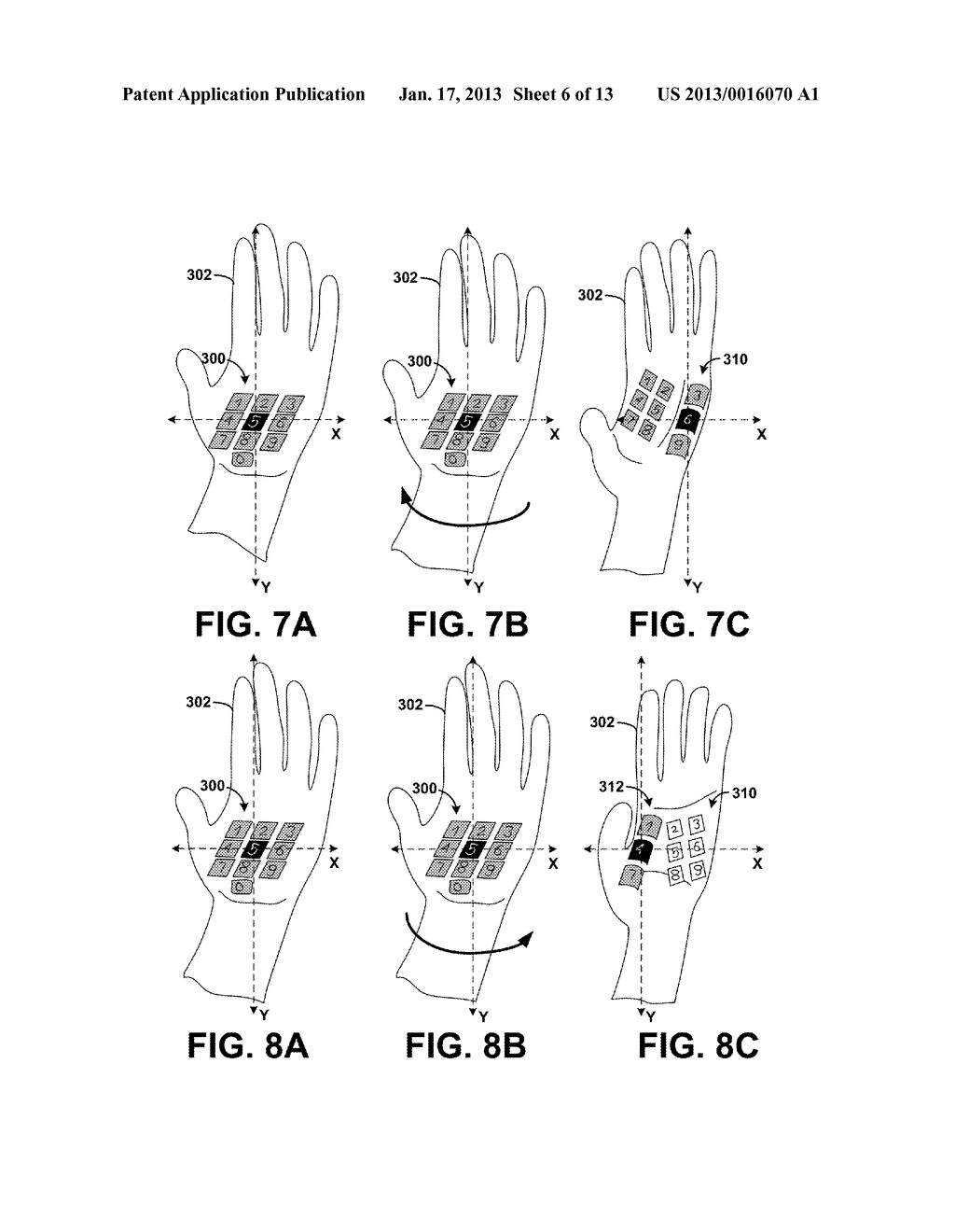 Methods and Systems for a Virtual Input Device - diagram, schematic, and image 07
