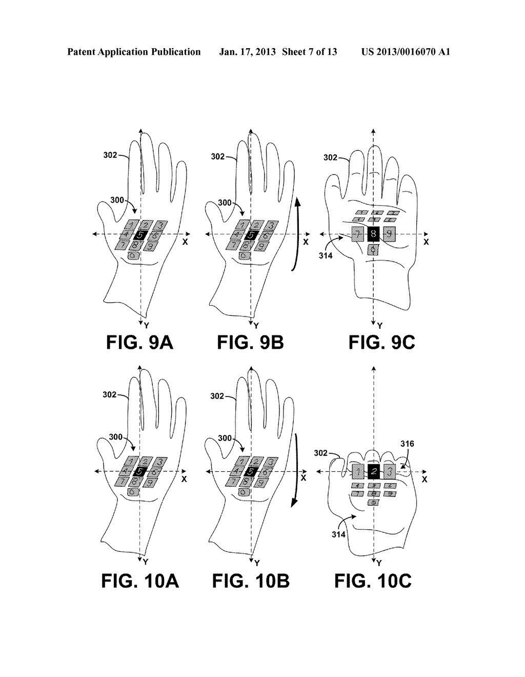 Methods and Systems for a Virtual Input Device - diagram, schematic, and image 08
