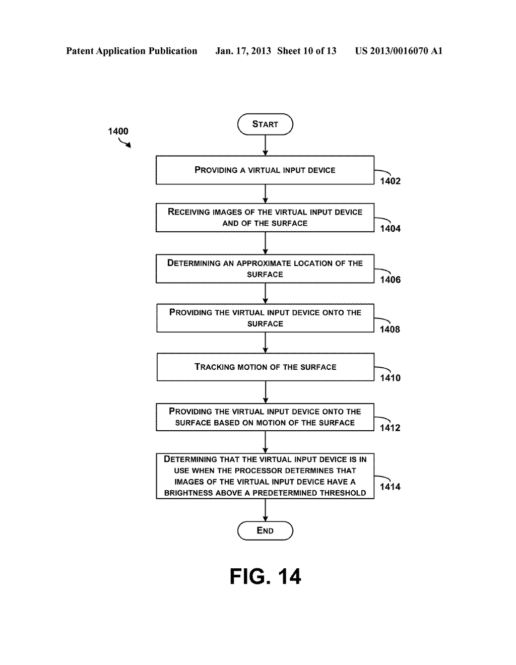 Methods and Systems for a Virtual Input Device - diagram, schematic, and image 11