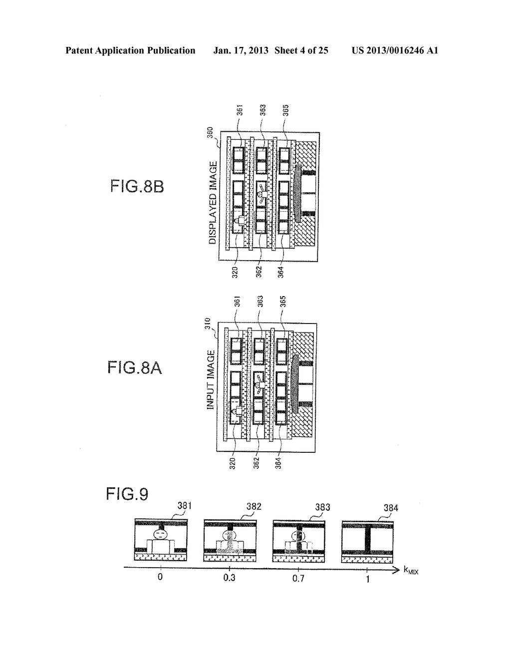 IMAGE PROCESSING DEVICE AND ELECTRONIC APPARATUS - diagram, schematic, and image 05