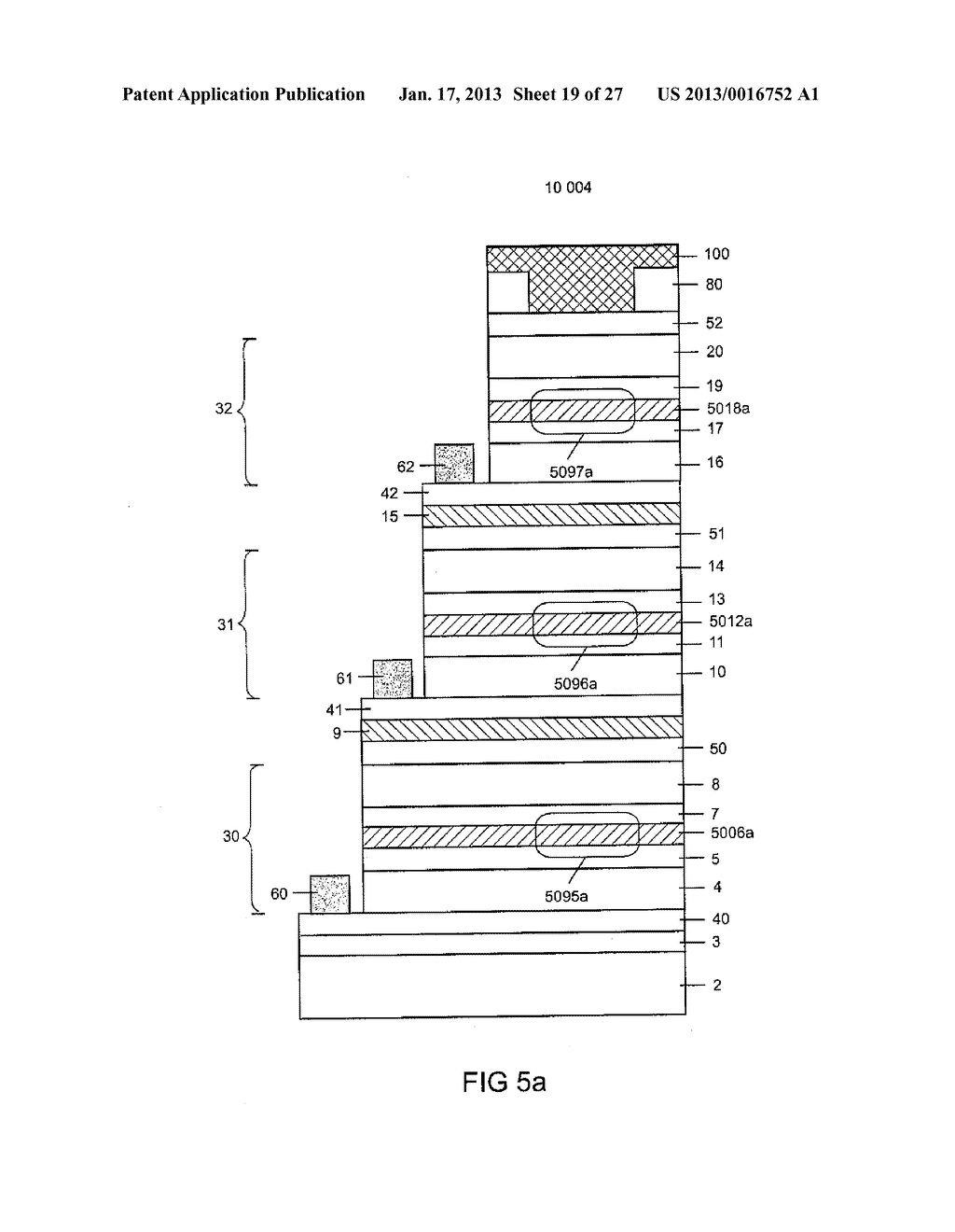 Laser Diode Assembly and Method for Producing a Laser Diode AssemblyAANM Lell; AlfredAACI Maxhutte-HaidhofAACO DEAAGP Lell; Alfred Maxhutte-Haidhof DEAANM Straussburg; MartinAACI DonaustaufAACO DEAAGP Straussburg; Martin Donaustauf DE - diagram, schematic, and image 20