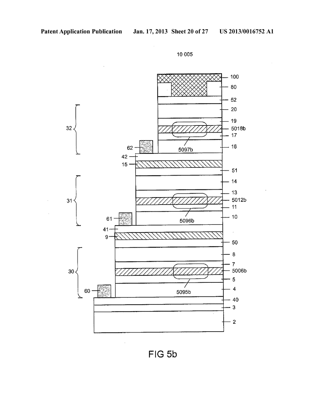 Laser Diode Assembly and Method for Producing a Laser Diode AssemblyAANM Lell; AlfredAACI Maxhutte-HaidhofAACO DEAAGP Lell; Alfred Maxhutte-Haidhof DEAANM Straussburg; MartinAACI DonaustaufAACO DEAAGP Straussburg; Martin Donaustauf DE - diagram, schematic, and image 21