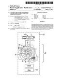 CONTROL CIRCUIT FOR TRANSMISSION VARIABLE DISPLACEMENT PUMP WITH IMPROVED     EFFICIENCY diagram and image
