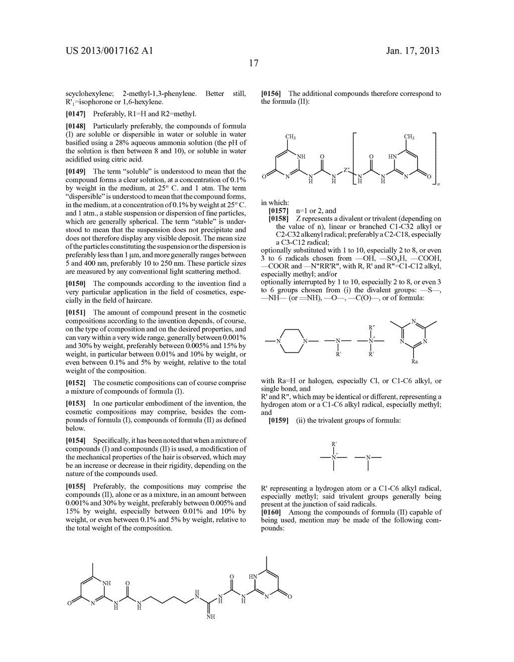 COSMETIC COMPOSITION, COSMETIC TREATMENT METHOD, KIT, AND COMPOUND - diagram, schematic, and image 18