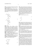 SUBSTITUTED PYRROLO-PYRAZOLE DERIVATIVES AS KINASE INHIBITORS diagram and image