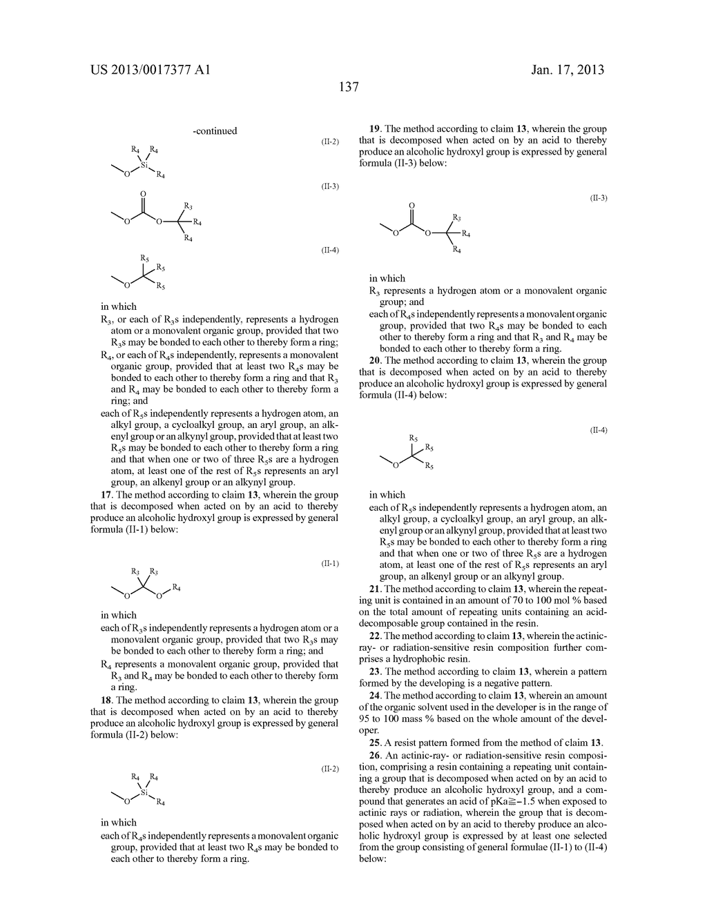ACTINIC-RAY- OR RADIATION-SENSITIVE RESIN COMPOSITION AND METHOD OF     FORMING PATTERN USING THE SAMEAANM Kataoka; ShoheiAACI ShizuokaAACO JPAAGP Kataoka; Shohei Shizuoka JPAANM Iwato; KaoruAACI ShizuokaAACO JPAAGP Iwato; Kaoru Shizuoka JPAANM Kamimura; SouAACI ShizuokaAACO JPAAGP Kamimura; Sou Shizuoka JPAANM Tsuchihashi; ToruAACI ShizuokaAACO JPAAGP Tsuchihashi; Toru Shizuoka JPAANM Enomoto; YuichiroAACI ShizuokaAACO JPAAGP Enomoto; Yuichiro Shizuoka JPAANM Fujii; KanaAACI ShizuokaAACO JPAAGP Fujii; Kana Shizuoka JPAANM Mizutani; KazuyoshiAACI ShizuokaAACO JPAAGP Mizutani; Kazuyoshi Shizuoka JPAANM Tarutani; ShinjiAACI ShizuokaAACO JPAAGP Tarutani; Shinji Shizuoka JPAANM Kato; KeitaAACI ShizuokaAACO JPAAGP Kato; Keita Shizuoka JP - diagram, schematic, and image 138