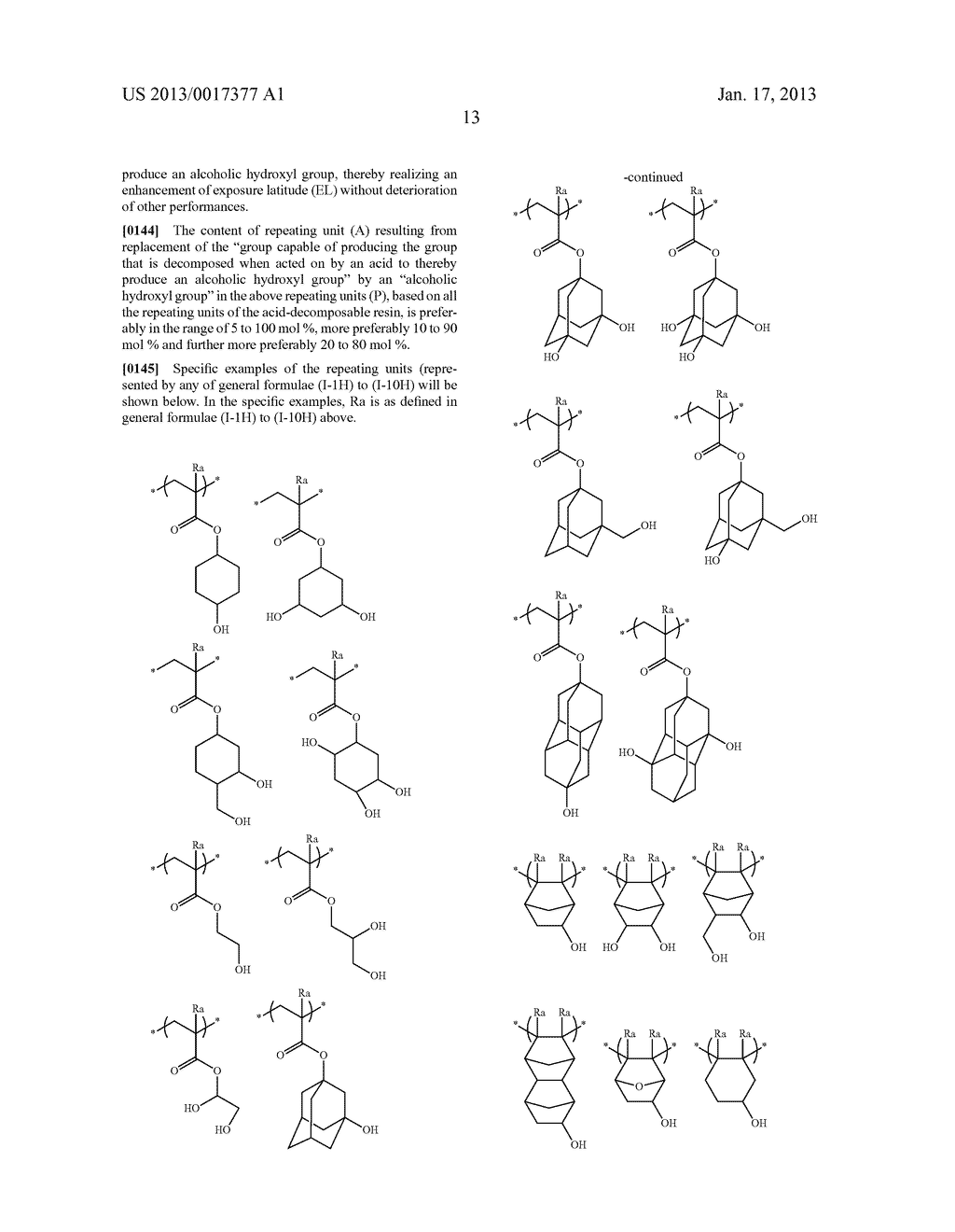 ACTINIC-RAY- OR RADIATION-SENSITIVE RESIN COMPOSITION AND METHOD OF     FORMING PATTERN USING THE SAMEAANM Kataoka; ShoheiAACI ShizuokaAACO JPAAGP Kataoka; Shohei Shizuoka JPAANM Iwato; KaoruAACI ShizuokaAACO JPAAGP Iwato; Kaoru Shizuoka JPAANM Kamimura; SouAACI ShizuokaAACO JPAAGP Kamimura; Sou Shizuoka JPAANM Tsuchihashi; ToruAACI ShizuokaAACO JPAAGP Tsuchihashi; Toru Shizuoka JPAANM Enomoto; YuichiroAACI ShizuokaAACO JPAAGP Enomoto; Yuichiro Shizuoka JPAANM Fujii; KanaAACI ShizuokaAACO JPAAGP Fujii; Kana Shizuoka JPAANM Mizutani; KazuyoshiAACI ShizuokaAACO JPAAGP Mizutani; Kazuyoshi Shizuoka JPAANM Tarutani; ShinjiAACI ShizuokaAACO JPAAGP Tarutani; Shinji Shizuoka JPAANM Kato; KeitaAACI ShizuokaAACO JPAAGP Kato; Keita Shizuoka JP - diagram, schematic, and image 14