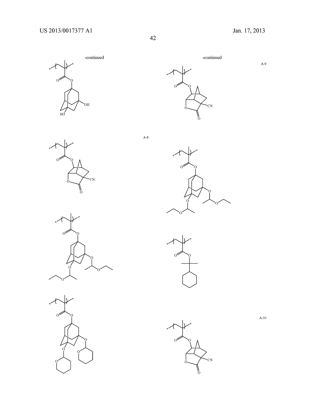 ACTINIC-RAY- OR RADIATION-SENSITIVE RESIN COMPOSITION AND METHOD OF     FORMING PATTERN USING THE SAMEAANM Kataoka; ShoheiAACI ShizuokaAACO JPAAGP Kataoka; Shohei Shizuoka JPAANM Iwato; KaoruAACI ShizuokaAACO JPAAGP Iwato; Kaoru Shizuoka JPAANM Kamimura; SouAACI ShizuokaAACO JPAAGP Kamimura; Sou Shizuoka JPAANM Tsuchihashi; ToruAACI ShizuokaAACO JPAAGP Tsuchihashi; Toru Shizuoka JPAANM Enomoto; YuichiroAACI ShizuokaAACO JPAAGP Enomoto; Yuichiro Shizuoka JPAANM Fujii; KanaAACI ShizuokaAACO JPAAGP Fujii; Kana Shizuoka JPAANM Mizutani; KazuyoshiAACI ShizuokaAACO JPAAGP Mizutani; Kazuyoshi Shizuoka JPAANM Tarutani; ShinjiAACI ShizuokaAACO JPAAGP Tarutani; Shinji Shizuoka JPAANM Kato; KeitaAACI ShizuokaAACO JPAAGP Kato; Keita Shizuoka JP - diagram, schematic, and image 43