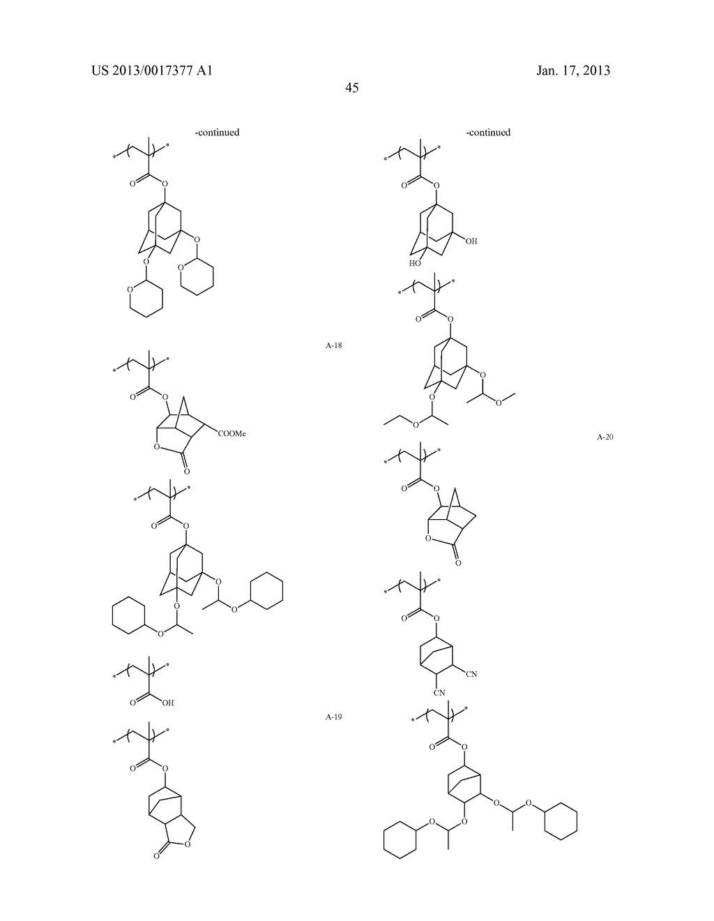ACTINIC-RAY- OR RADIATION-SENSITIVE RESIN COMPOSITION AND METHOD OF     FORMING PATTERN USING THE SAMEAANM Kataoka; ShoheiAACI ShizuokaAACO JPAAGP Kataoka; Shohei Shizuoka JPAANM Iwato; KaoruAACI ShizuokaAACO JPAAGP Iwato; Kaoru Shizuoka JPAANM Kamimura; SouAACI ShizuokaAACO JPAAGP Kamimura; Sou Shizuoka JPAANM Tsuchihashi; ToruAACI ShizuokaAACO JPAAGP Tsuchihashi; Toru Shizuoka JPAANM Enomoto; YuichiroAACI ShizuokaAACO JPAAGP Enomoto; Yuichiro Shizuoka JPAANM Fujii; KanaAACI ShizuokaAACO JPAAGP Fujii; Kana Shizuoka JPAANM Mizutani; KazuyoshiAACI ShizuokaAACO JPAAGP Mizutani; Kazuyoshi Shizuoka JPAANM Tarutani; ShinjiAACI ShizuokaAACO JPAAGP Tarutani; Shinji Shizuoka JPAANM Kato; KeitaAACI ShizuokaAACO JPAAGP Kato; Keita Shizuoka JP - diagram, schematic, and image 46