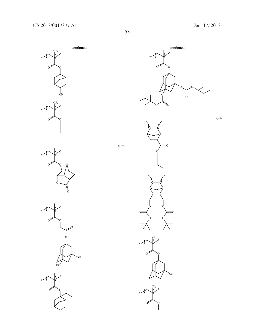 ACTINIC-RAY- OR RADIATION-SENSITIVE RESIN COMPOSITION AND METHOD OF     FORMING PATTERN USING THE SAMEAANM Kataoka; ShoheiAACI ShizuokaAACO JPAAGP Kataoka; Shohei Shizuoka JPAANM Iwato; KaoruAACI ShizuokaAACO JPAAGP Iwato; Kaoru Shizuoka JPAANM Kamimura; SouAACI ShizuokaAACO JPAAGP Kamimura; Sou Shizuoka JPAANM Tsuchihashi; ToruAACI ShizuokaAACO JPAAGP Tsuchihashi; Toru Shizuoka JPAANM Enomoto; YuichiroAACI ShizuokaAACO JPAAGP Enomoto; Yuichiro Shizuoka JPAANM Fujii; KanaAACI ShizuokaAACO JPAAGP Fujii; Kana Shizuoka JPAANM Mizutani; KazuyoshiAACI ShizuokaAACO JPAAGP Mizutani; Kazuyoshi Shizuoka JPAANM Tarutani; ShinjiAACI ShizuokaAACO JPAAGP Tarutani; Shinji Shizuoka JPAANM Kato; KeitaAACI ShizuokaAACO JPAAGP Kato; Keita Shizuoka JP - diagram, schematic, and image 54