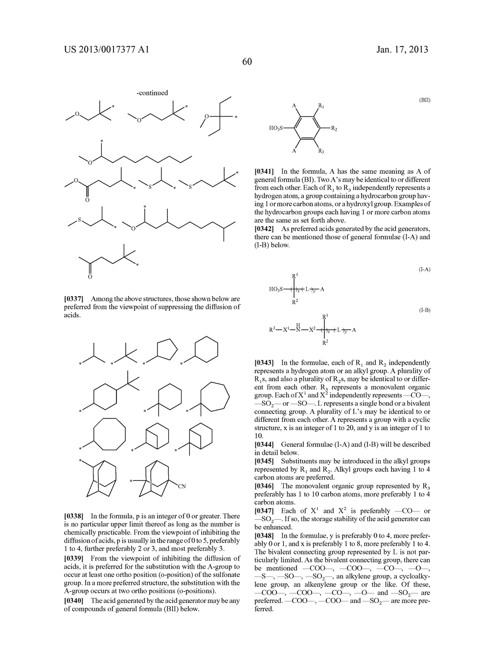 ACTINIC-RAY- OR RADIATION-SENSITIVE RESIN COMPOSITION AND METHOD OF     FORMING PATTERN USING THE SAMEAANM Kataoka; ShoheiAACI ShizuokaAACO JPAAGP Kataoka; Shohei Shizuoka JPAANM Iwato; KaoruAACI ShizuokaAACO JPAAGP Iwato; Kaoru Shizuoka JPAANM Kamimura; SouAACI ShizuokaAACO JPAAGP Kamimura; Sou Shizuoka JPAANM Tsuchihashi; ToruAACI ShizuokaAACO JPAAGP Tsuchihashi; Toru Shizuoka JPAANM Enomoto; YuichiroAACI ShizuokaAACO JPAAGP Enomoto; Yuichiro Shizuoka JPAANM Fujii; KanaAACI ShizuokaAACO JPAAGP Fujii; Kana Shizuoka JPAANM Mizutani; KazuyoshiAACI ShizuokaAACO JPAAGP Mizutani; Kazuyoshi Shizuoka JPAANM Tarutani; ShinjiAACI ShizuokaAACO JPAAGP Tarutani; Shinji Shizuoka JPAANM Kato; KeitaAACI ShizuokaAACO JPAAGP Kato; Keita Shizuoka JP - diagram, schematic, and image 61