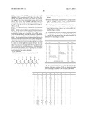 SYNTHESIS AND APPLICATIONS OF SOLUBLE PENTACENE PRECURSORS AND RELATED     COMPOUNDS diagram and image