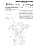 RESTRICTION COMPRESSION WEIGHTED THERAPY SUIT diagram and image