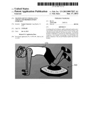 TRAINING DEVICE FOR BALANCE, AGILITY AND PROPRIOCEPTION EXERCISES diagram and image