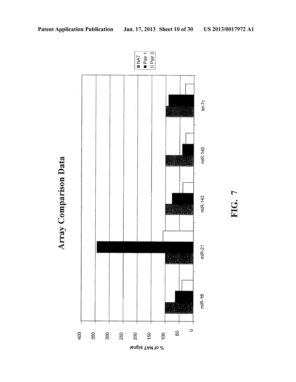 METHOD AND COMPOSITIONS INVOLVING MICRORNA - diagram, schematic, and image 11