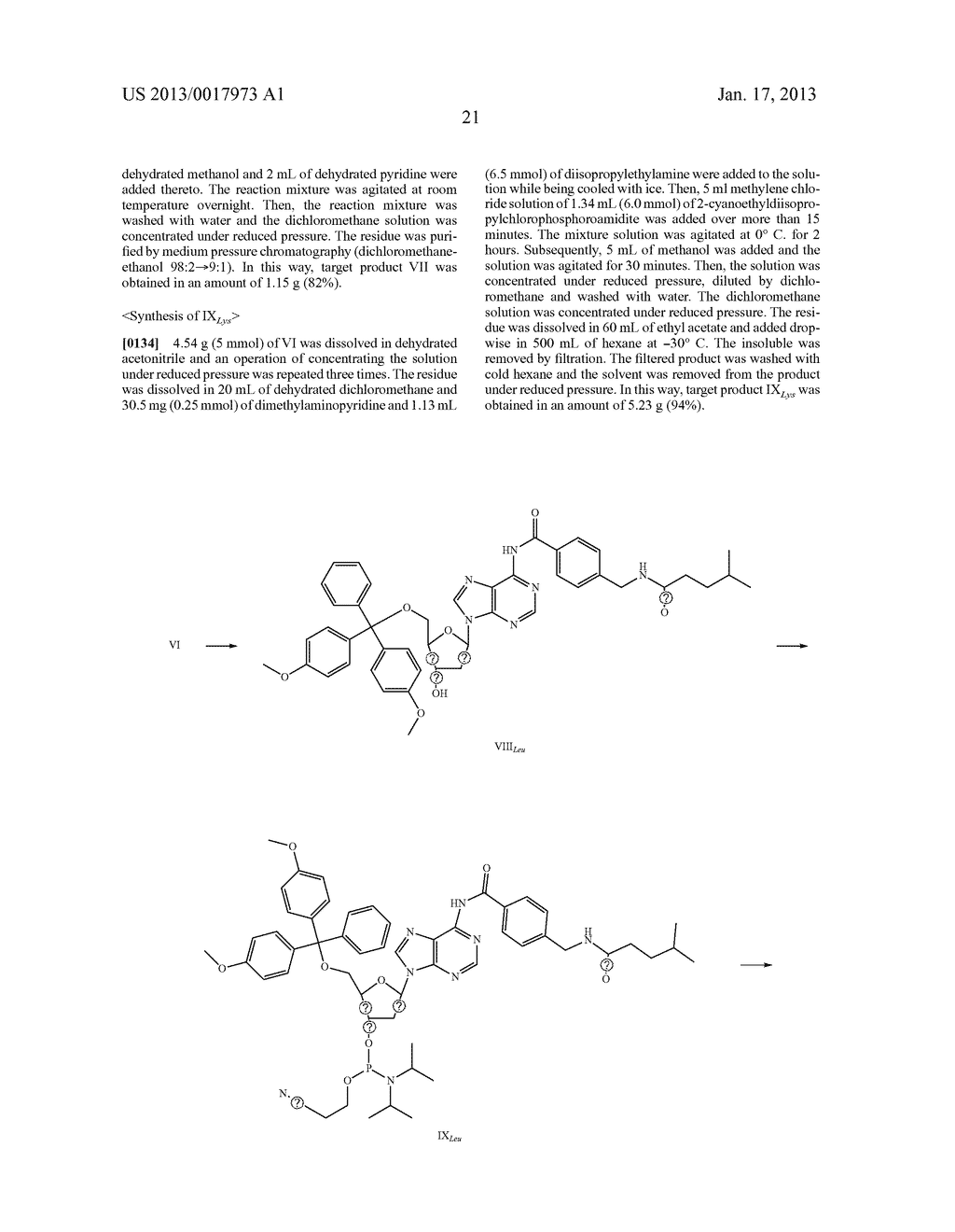 FUNCTIONAL MOLECULE, FUNCTIONAL MOLECULE SYNTHESIZING AMIDITE AND TARGET     SUBSTANCE ANALYSIS METHOD - diagram, schematic, and image 71