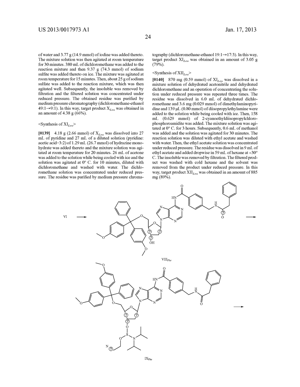 FUNCTIONAL MOLECULE, FUNCTIONAL MOLECULE SYNTHESIZING AMIDITE AND TARGET     SUBSTANCE ANALYSIS METHOD - diagram, schematic, and image 74
