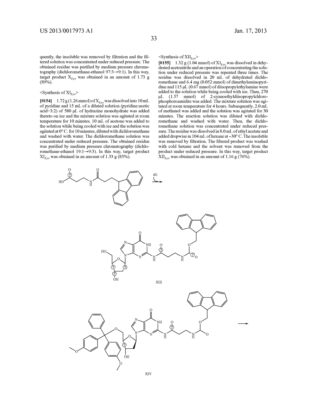 FUNCTIONAL MOLECULE, FUNCTIONAL MOLECULE SYNTHESIZING AMIDITE AND TARGET     SUBSTANCE ANALYSIS METHOD - diagram, schematic, and image 83