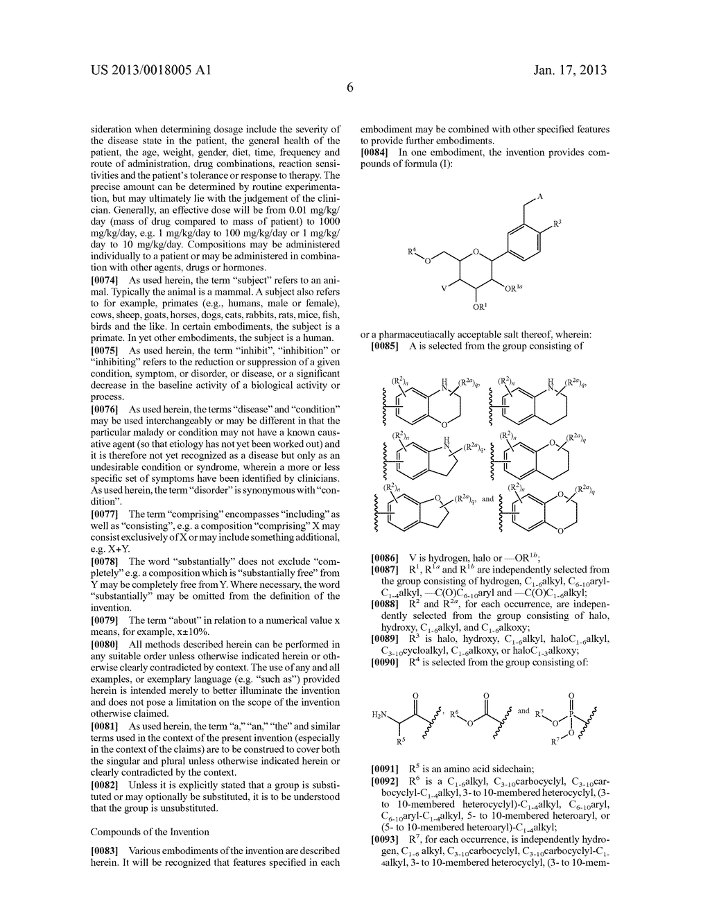 GLYCOSIDE DERIVATIVES AND USES THEREOF - diagram, schematic, and image 07