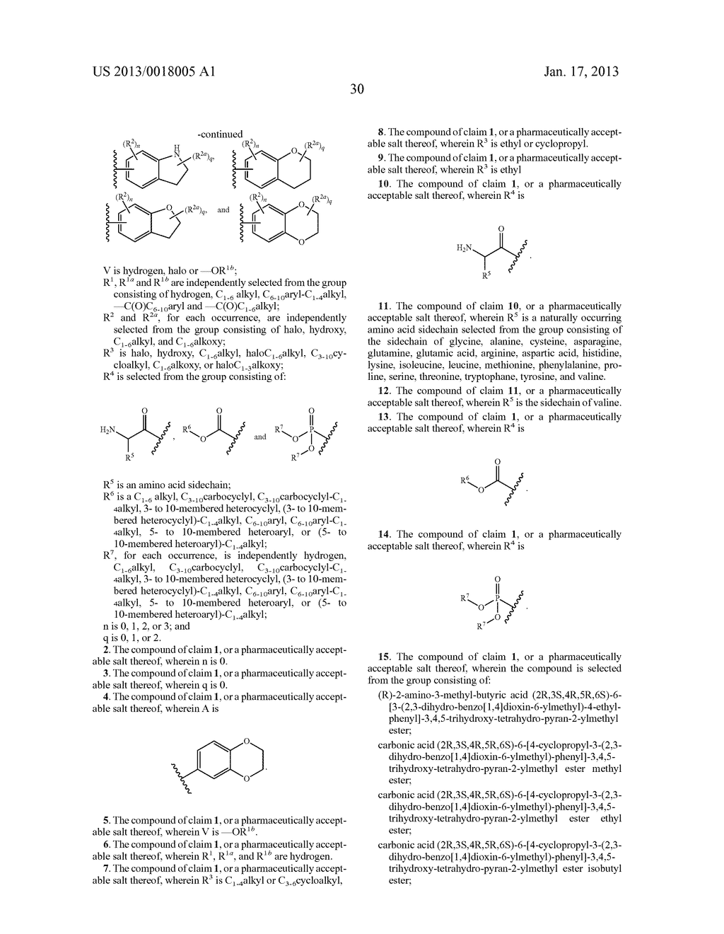 GLYCOSIDE DERIVATIVES AND USES THEREOF - diagram, schematic, and image 31