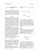 NOVEL NUCLEOSIDE PHOSPHONATES AND ANALOGS diagram and image
