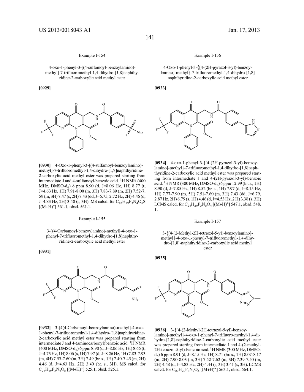 AMINOMETHYL QUINOLONE COMPOUNDS - diagram, schematic, and image 142