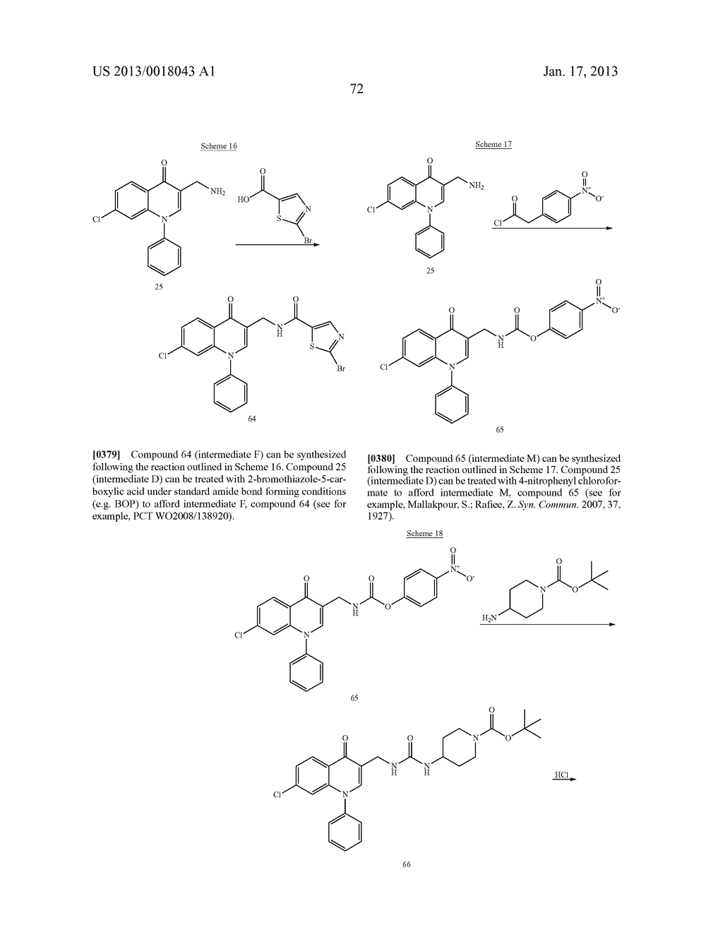AMINOMETHYL QUINOLONE COMPOUNDS - diagram, schematic, and image 73