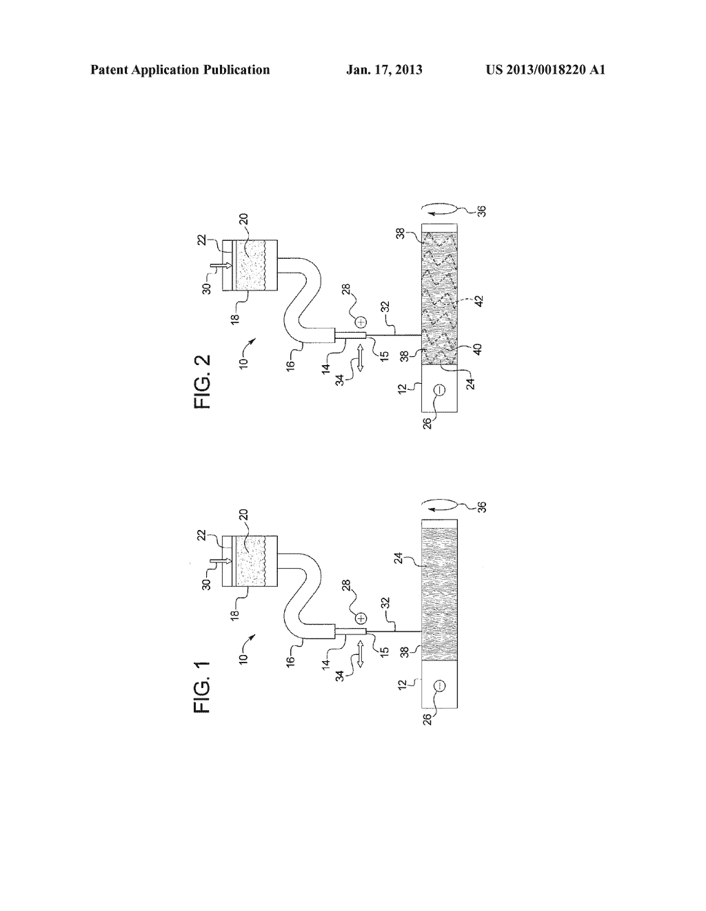 METHOD FOR ELECTROSPINNING A GRAFT LAYER - diagram, schematic, and image 02