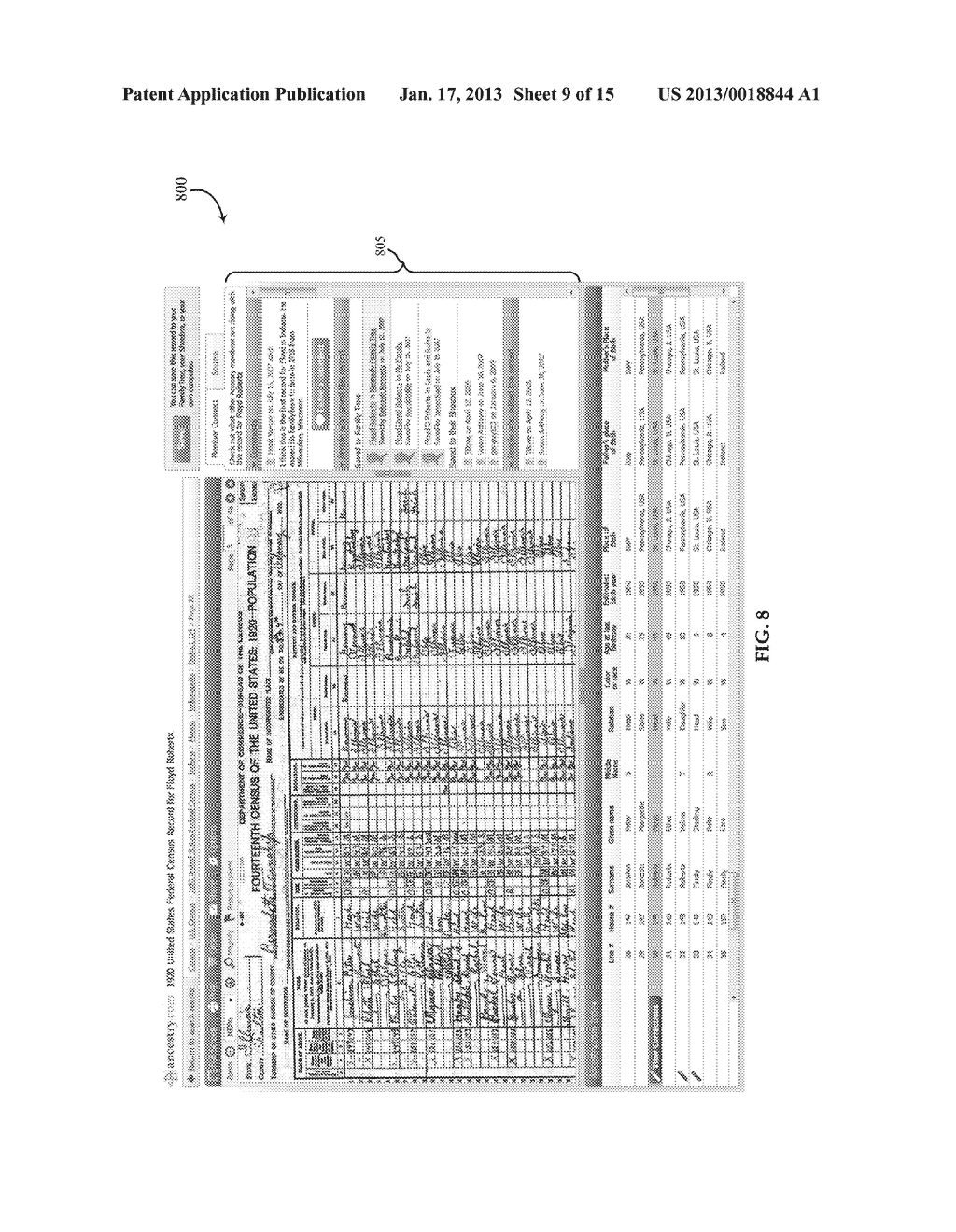 SYSTEMS AND METHODS FOR THE ORGANIZED DISTRIBUTION OF RELATED DATA - diagram, schematic, and image 10