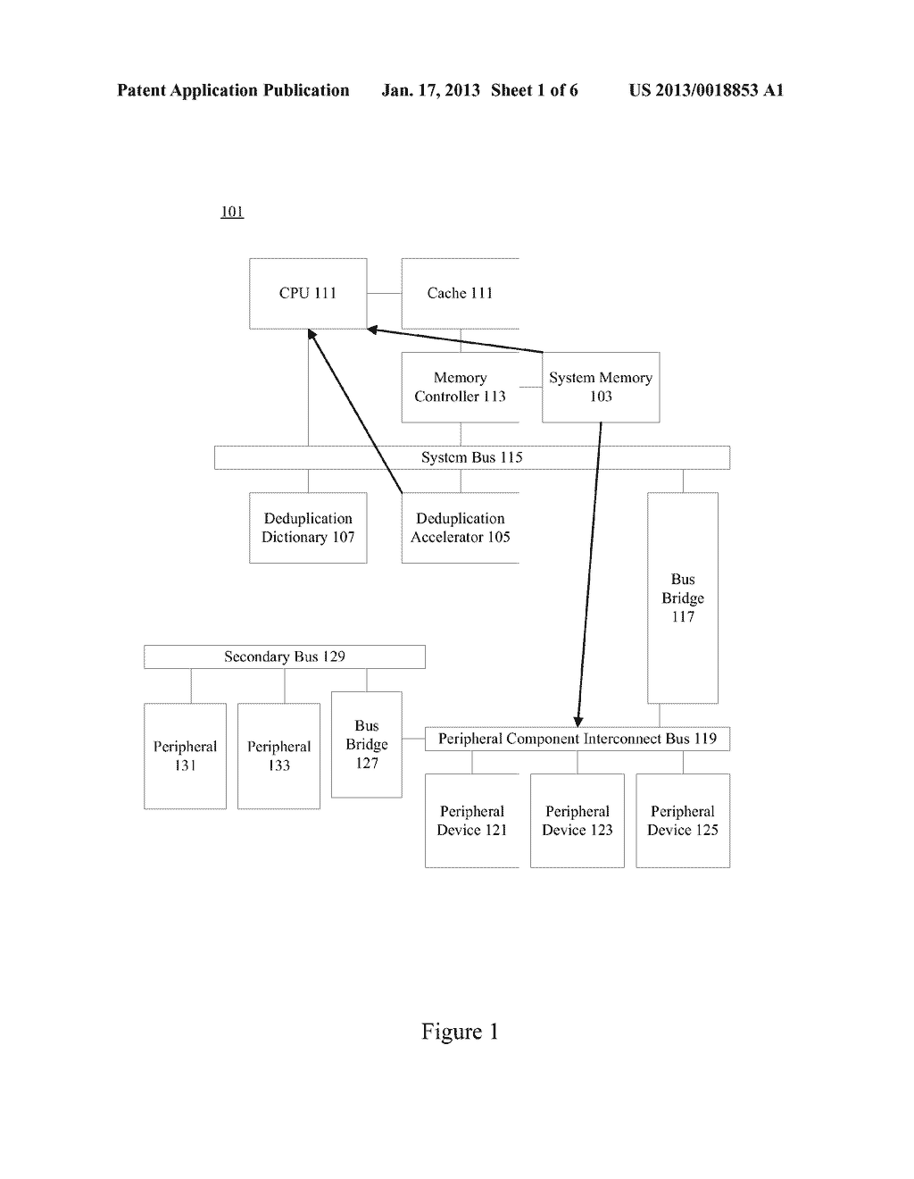 ACCELERATED DEDUPLICATION - diagram, schematic, and image 02