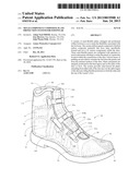 Multi Component Composite Plate Protection System for Footwear diagram and image