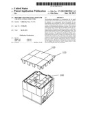 Prefabricated Structural Parts for Creating a Small Structure diagram and image