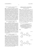 COMPOUNDS FOR ORGANIC THIN-FILM SOLAR CELLS AND ORGANIC THIN-FILM SOLAR     CELLS diagram and image