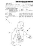 ARTICLE OF CLOTHING HAVING AN ELECTRICALLY CONDUCTIVE ASSEMBLY diagram and image