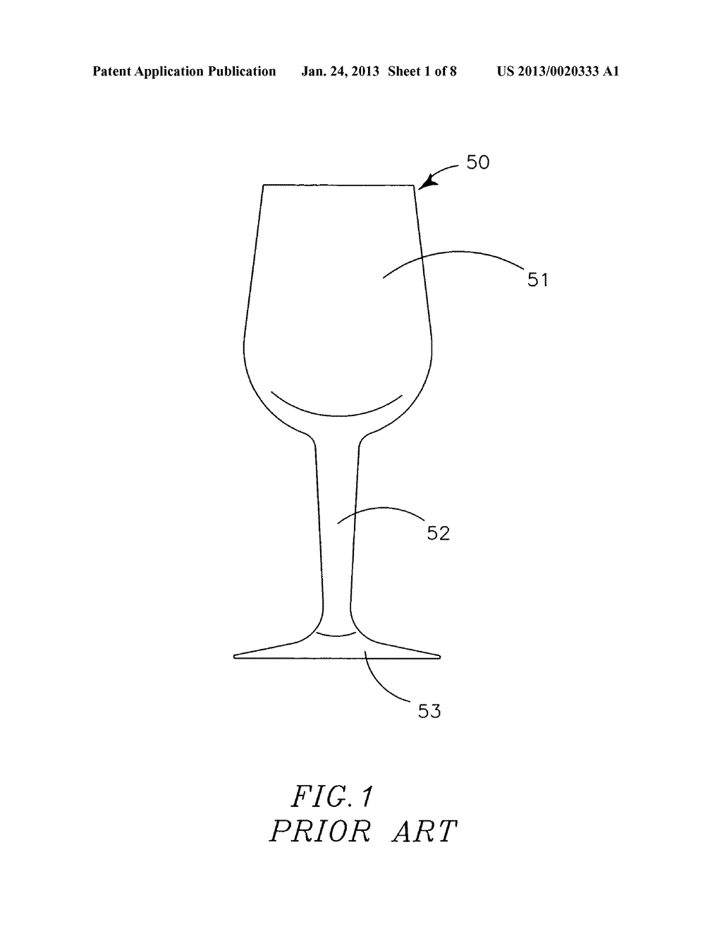Nesting stemware drinking vessel - diagram, schematic, and image 02